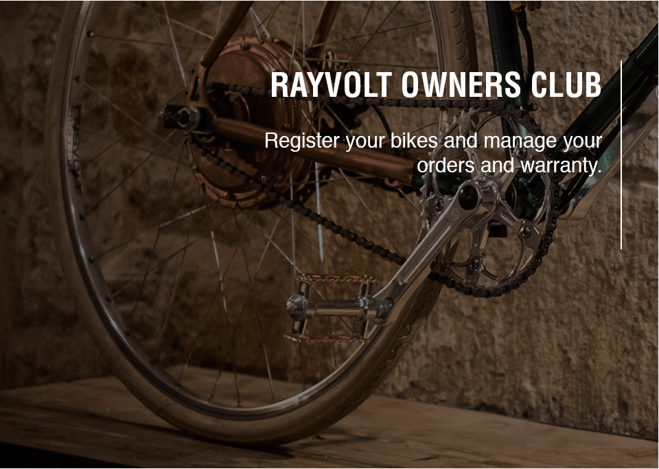 Rayvolt Bikes – Join the R@yvolution